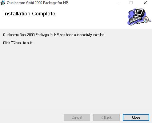 HP un2420 Mobile Broadband Driver Installation for Windows 10BritV8